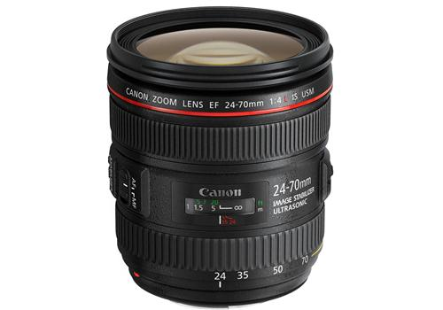 Ống Kính Canon EF 24-70mm F4 L IS USM - Hàng nhập khẩu