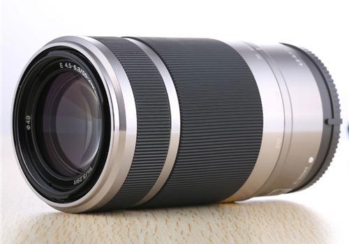 Ống Kính Sony E 55-210mm F4.5-6.3 OSS (SEL55210) bạc
