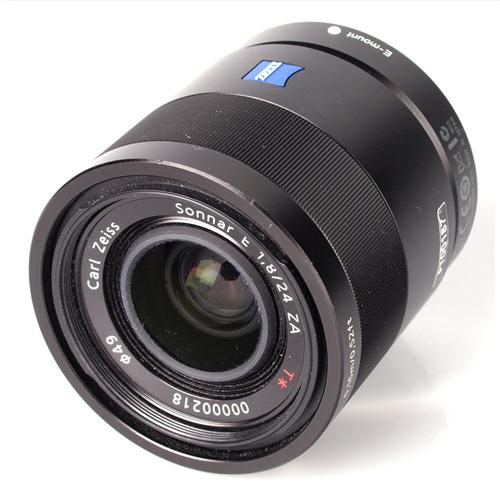 Ống Kính Sony Sonnar T* E 24mm F1.8 ZA (SEL24F18Z)