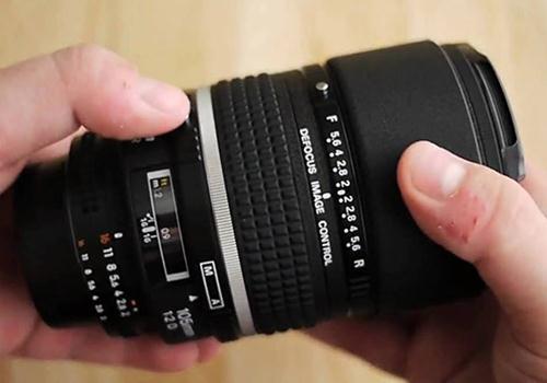 Ống Kính AF DC Nikkor 105mm f/2D