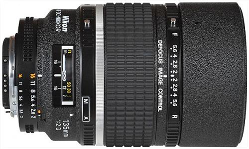 Ống Kính Nikon 135mm f2D AF DC