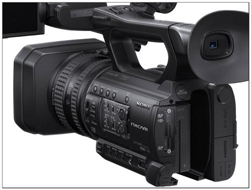 Máy Quay Sony HXR-NX100 (hệ Pal)