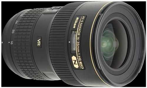 Ống Kính Nikon AF-S Nikkor 16-35mm f4G ED VR