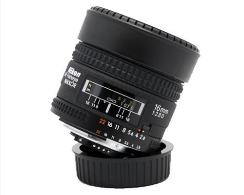 Ống Kính Nikon AF Fisheye Nikkor 16mm f2.8D