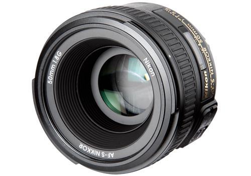 Ống Kính Nikon AF-S NIKKOR 50mm f/1.8G (Hàng nhập khẩu)
