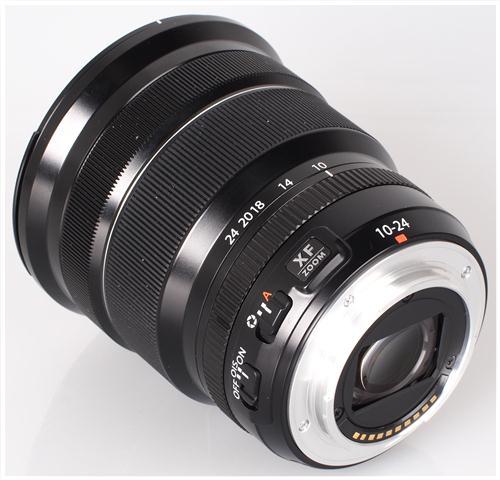 Ống Kính Fujifilm (Fujinon) XF10-24mmF4 R OIS