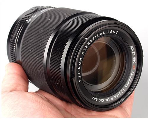 Ống kính Fujifilm (Fujinon) LENS XF55-200mmF3.5-4.8 R LM OIS