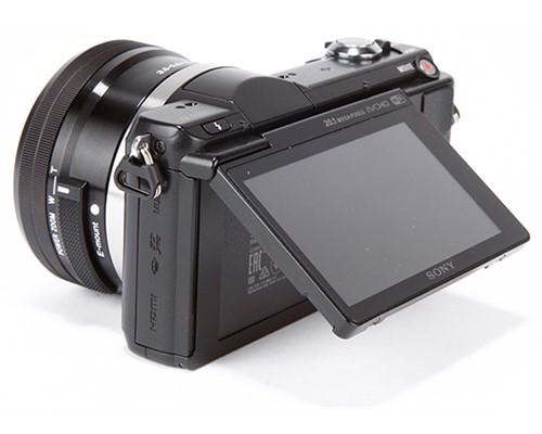 Máy Ảnh Sony Alpha A5000 Kit 16-50mm (Đen)