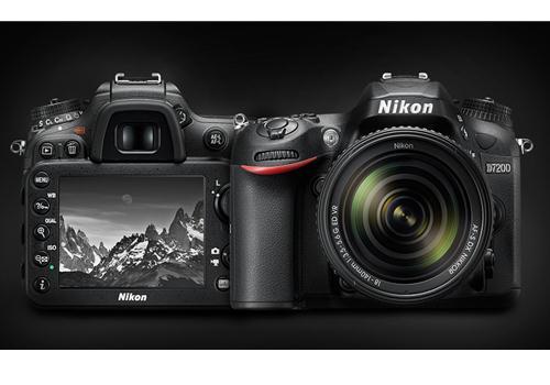 Máy Ảnh Nikon D7200 kit AF-S 18-140 ED VR