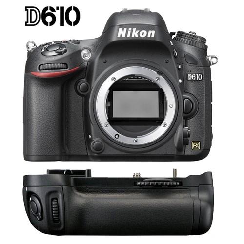 Máy Ảnh Nikon D610 Body