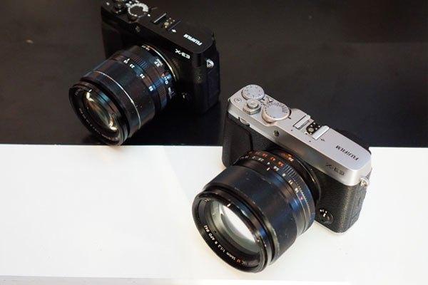 Máy Ảnh Fujifilm X-E3 Body (Bạc)