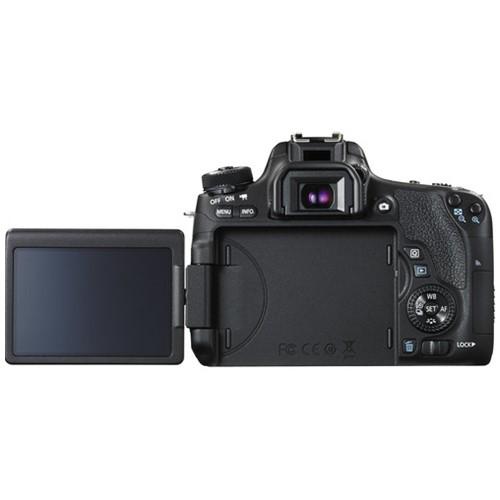 Máy Ảnh Canon EOS 760D Body
