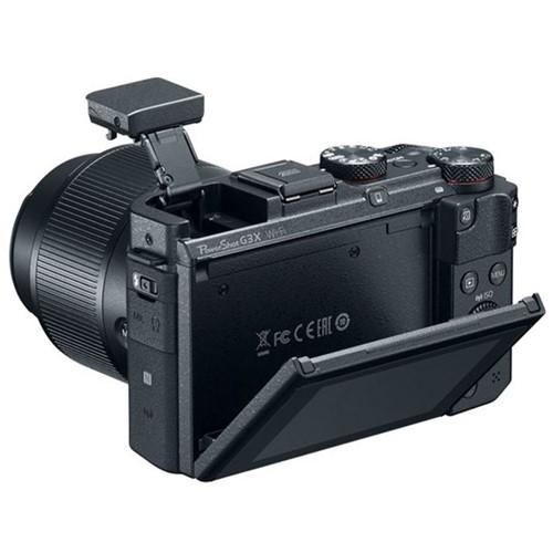 Máy Ảnh Canon PowerShot G3 X (Hàng nhập khẩu)