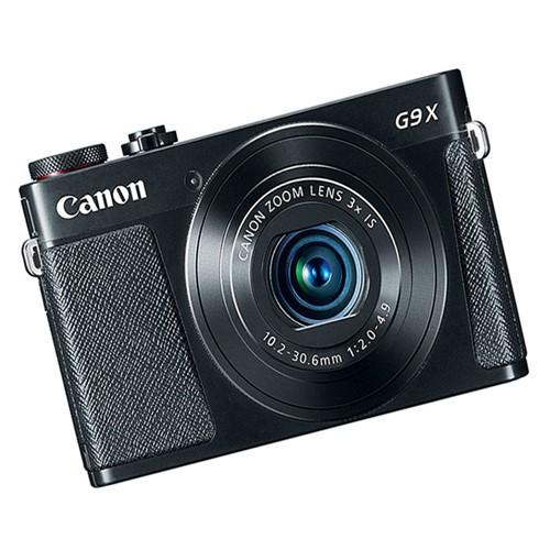 Máy Ảnh Canon PowerShot G9 X (Đen)