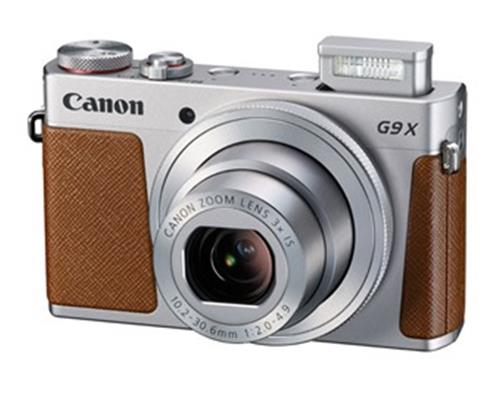 Máy Ảnh Canon PowerShot G9 X (Bạc)