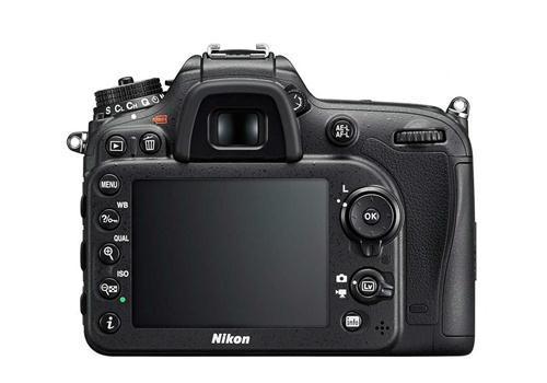 Máy Ảnh Nikon D7200 kit AF-S 18-140 ED VR (Hàng nhập khẩu)
