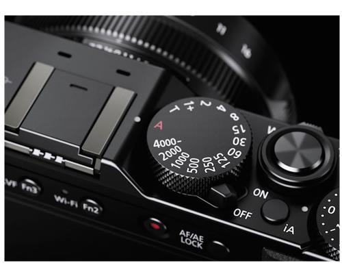 Máy Ảnh Panasonic DMC-LX100 (Đen)