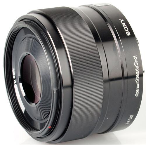 Ống Kính Sony SEL 35mm F1.8 SEL35F18 (Đen)