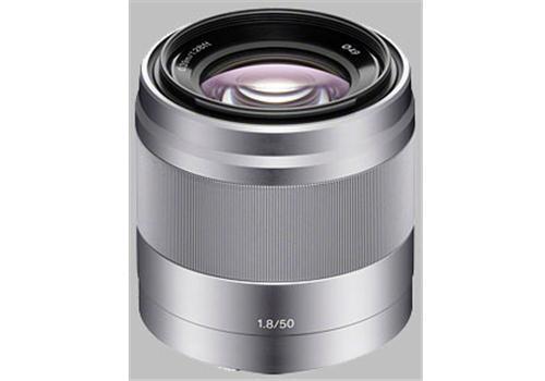 Ống Kính Sony SEL 50mm F1.8 SEL50F18 (Bạc)