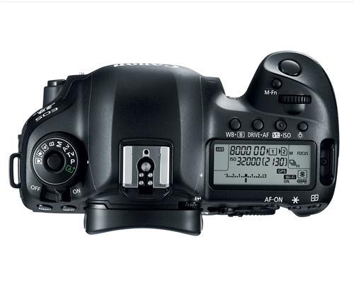 Máy Ảnh Canon EOS 5D Mark IV (Body)
