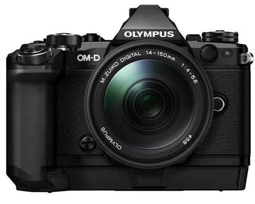 Máy ảnh Olympus E-M5 Mark II Body (Đen)