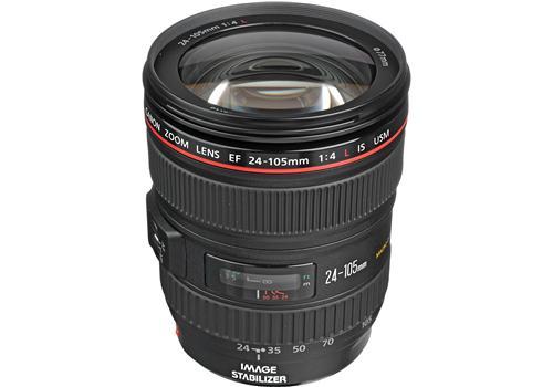 Ống Kính Canon EF24-105mm f/4L IS USM (Hàng nhập khẩu)