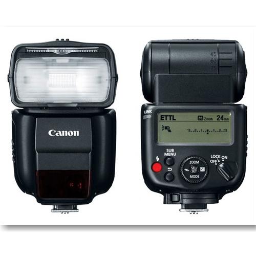 Đèn Flash Canon Speedlite 430EX III-RT (Hàng nhập khẩu)
