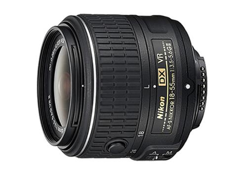 Ống Kính Nikon AF-S DX NIKKOR 18-55MM F/3.5-5.6G VR II (Hàng nhập khẩu)