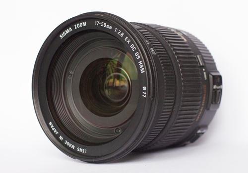 Ống Kính Sigma 17-50mm f/2.8 EX DC OS HSM for Nikon