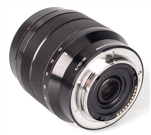 Ống Kính Sony E 10-18mm F4 OSS (SEL1018)