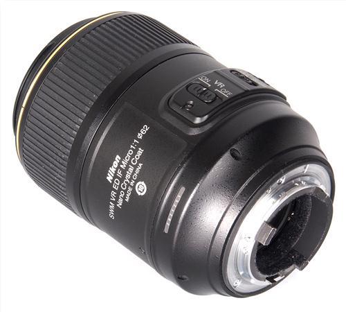 Ống kính Nikon AF-S VR Micro-Nikkor 105mm f/2.8G IF-ED