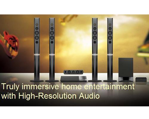 Dàn Âm Thanh 3D Blu-ray 5.1 Sony BDV-N9200W
