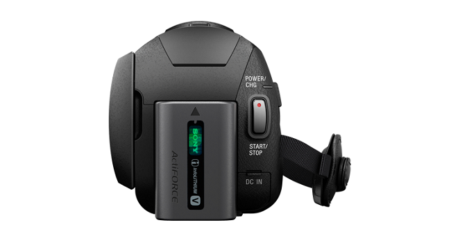 Máy Quay Sony Handycam FDR-AX40 (4K)