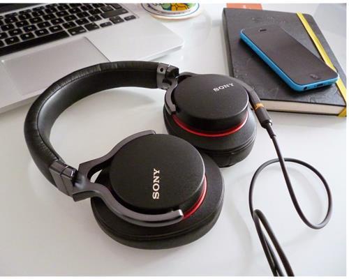 Bạn viết gì về lạo tai nghe Sony MDR-1A?