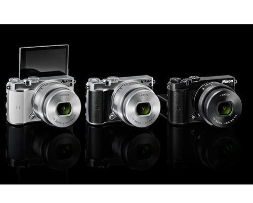 Độc đáo với máy ảnh Nikon 1 J5 Nikon1j52