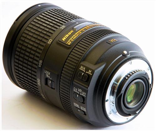 Ống Kính Nikon AF-S Nikkor 28-300mm f/3.5-5.6G ED VR