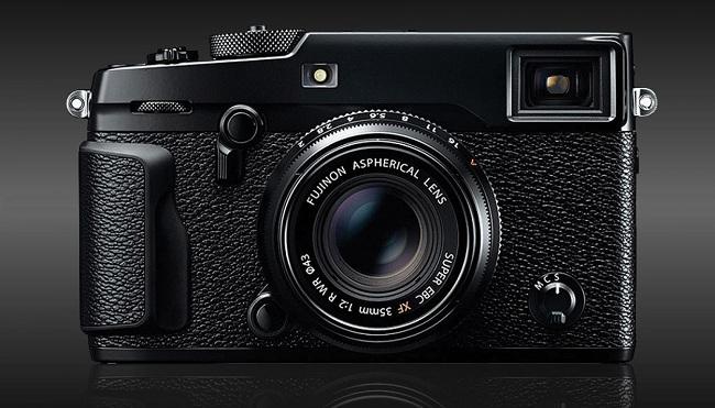 Máy Ảnh Fujifilm X-Pro2 kit XF35 F2 R WR (Đen)