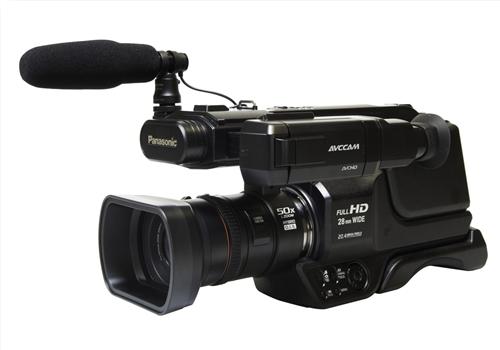 Máy quay Panasonic AG-AC8P