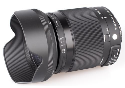 Sigma 18-300mm f/3.5-6.3 DC MACRO OS HSM C For Nikon