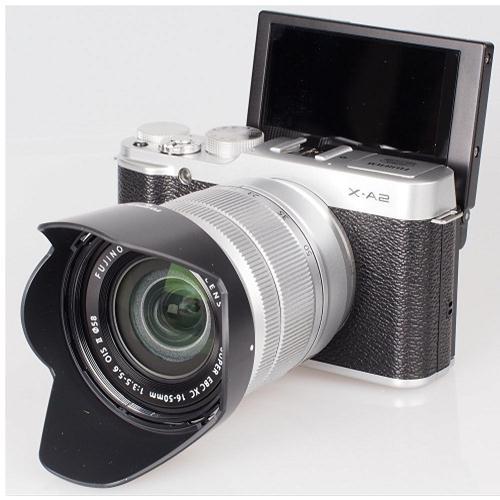 Nhận diện khuôn mặt tự động trên máy ảnh Fujiiflm X-A2