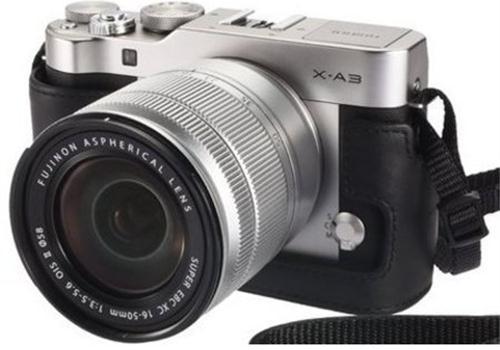 Đây là lý do khiến các bạn nên lựa chọn Fujifilm X-A3