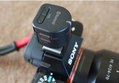 Microphone Sony ECM-W1M Cho máy Sony Alpha, Cybershot và Handycam