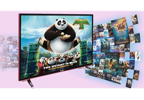Tivi Ruby 3268T2 (32 inch, Full HD,Màn Hình Led)