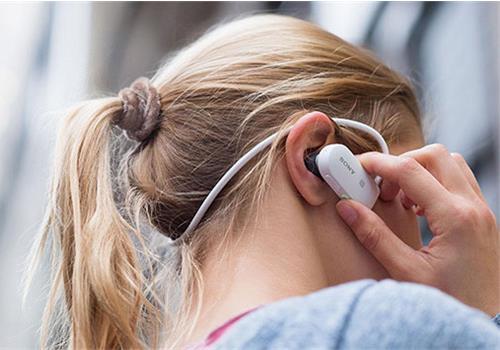 Máy nghe nhạc Sony SSE-BTR1 (Trắng)