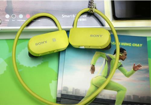 Máy nghe nhạc Sony SSE-BTR1 (Vàng)