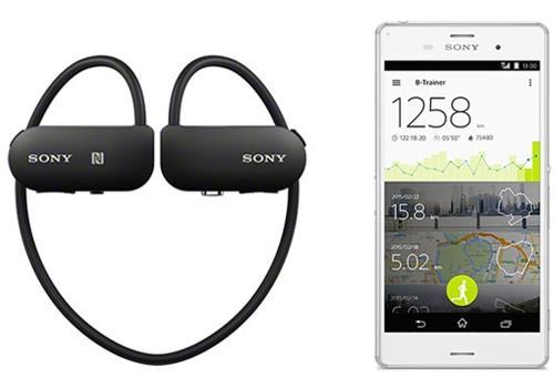 Máy nghe nhạc Sony SSE-BTR1 (Đen)