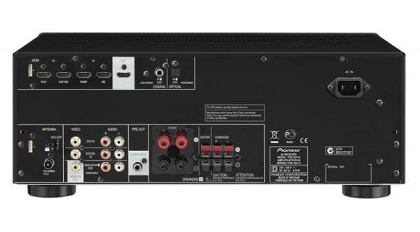 Amply AV Đa Kênh Pioneer VSX-329-K