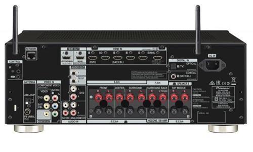 Amply AV Đa Kênh Pioneer VSX-924-K