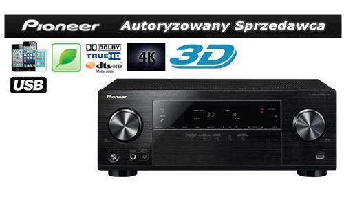 Amply AV Pioneer (7.2) VSX-1123-K