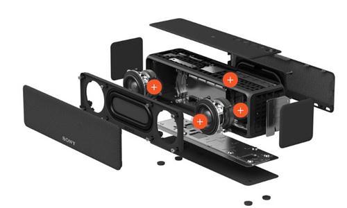 Loa Không Dây Sony SRS-HG1 (Đen)